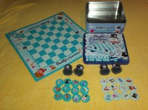 Checkers & Tic Tac Toe Game Set in Westmont, Illinois