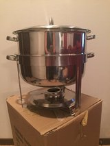Soup Chafing Dish, Stainless Steel 6 pcs, Commercial in Okinawa, Japan