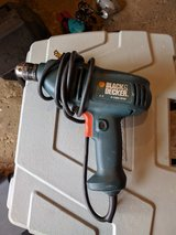 Black and decker power drill in Plainfield, Illinois