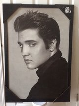 NEW! VERY BIG Canvas of Elvis Presley 26x38 in Naperville, Illinois