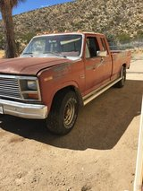 1986 F250 in Yucca Valley, California