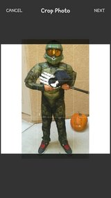 HALO Master Chief kids Halloween Costume in Camp Pendleton, California