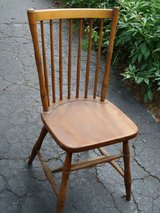 7 antique stickley chairs w/labels in Aurora, Illinois