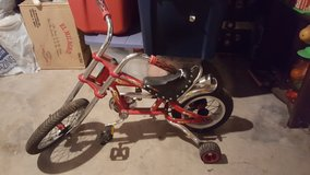 kids schwinn stingray chopper bicycle bike in Chicago, Illinois