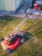 Mower & Trimmer Combo  ** Reduced ** in Fort Riley, Kansas