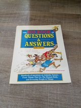 Answer and questions books in Okinawa, Japan