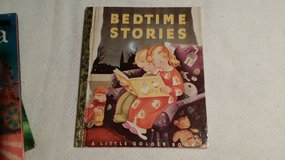 Bedtime Stories - Little Golden Book - 1969 in Westmont, Illinois