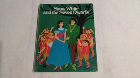 Snow White and the Seven Dwarfs - Wonder Book - 1975 in Westmont, Illinois