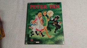 Peter Pan - Wonder Book - 1976 in St. Charles, Illinois