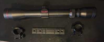 Simmons 3x9 w/ Ruger 10-22 mount and rings in Yucca Valley, California