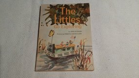 The Littles Go  Exploring - Scholastic Book - 1978 in St. Charles, Illinois
