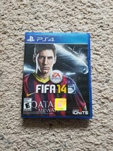 PS4 FIFA 14 Game in Camp Lejeune, North Carolina