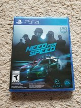 PS4 Need for Speed Game in Camp Lejeune, North Carolina