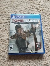 PS4 Tomb Raider Game in Camp Lejeune, North Carolina