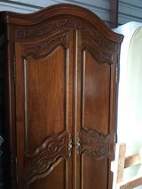 FRENCH STYLE ARMOIRE in Naperville, Illinois