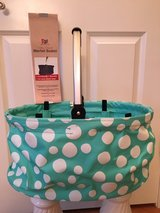 """NWT 18"""" Collapsible Market Picnic Basket in Naperville, Illinois"""