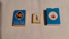 """Mini"" Playing Cards in St. Charles, Illinois"