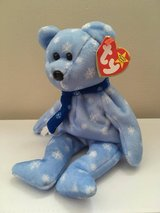1999 Holiday Teddy Beanie Baby in Lockport, Illinois