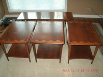 Lane Acclaim 3 Matching End Tables in Bolingbrook, Illinois