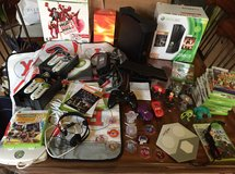 Xbox 360 and lot of accessories. in Joliet, Illinois