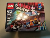Lego #70818 Lego Movie Double-Decker Couch  NEW in Oswego, Illinois