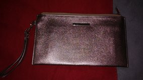 Shimmery Gold Clutch in Fort Bliss, Texas