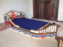 Pirate Boat Toddler Bed in Fort Drum, New York