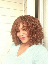 Braiding crochet and sew in. in Pearland, Texas