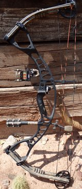 Hoyt Alphaburner Hunting Bow in Alamogordo, New Mexico