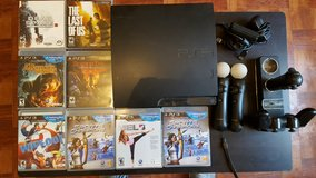 PS 3 with 6 games in Tacoma, Washington