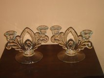 vintage cambridge  candlesticks in Glendale Heights, Illinois