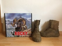 *reduced* like new Military boots! men's 11US in Ramstein, Germany