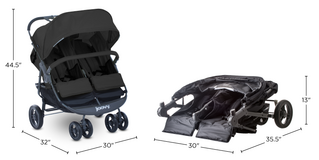 New Joovy Double Stroller in Lockport, Illinois