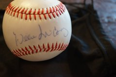 Willie McCovey autographed baseball in Spangdahlem, Germany