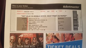 ONEREPUBLIC 2 tickets in Camp Pendleton, California