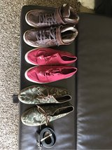 Assorted Mens Shoes & RW Belt in Okinawa, Japan
