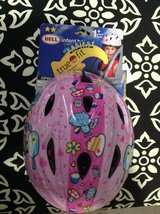 New Bike Girl Helmet Infant Small 12 months - 3 years in Fort Campbell, Kentucky