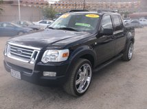 2007 FORD EXPLORER SPORT TRAC XLT 4DR 4.6L V8 AUTO 2WD 'LOADED ' ....$8850 in Yucca Valley, California