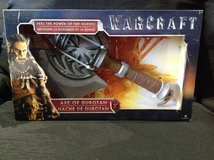 New! Warcraft Axe Of Durotan costume in Fort Campbell, Kentucky