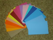 fun foam 18 sheets 5.5x8.5 in Bolingbrook, Illinois