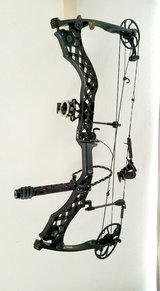 Mathews Bows - Two LIKE NEW 2015 models with accessories in Houston, Texas