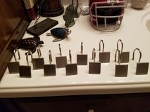 Twelve Shower Curtain holders in Alamogordo, New Mexico