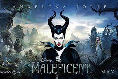 Maleficent Adult Costume, One size in Okinawa, Japan