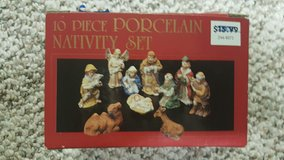 Nativity Set-10 pc in Joliet, Illinois