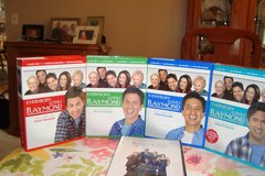 Several Everyone loves Raymond DVD (Some NEW) in Naperville, Illinois