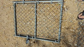 Fence Gate in Yucca Valley, California