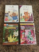 Set of 4 DVDs, They are: 2 Baby Einstein, My Little Pony and Little Beat in Naperville, Illinois