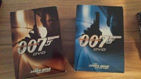 James Bond collection DVD's for Sale in Ramstein, Germany