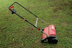 Grizzly Electric Yard Scarifier in Spangdahlem, Germany