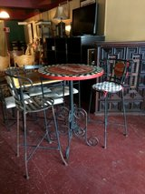Coca Cola Pub Bistro Table in Fort Polk, Louisiana